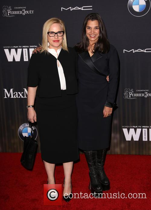 Patricia Arquette and Guest 1