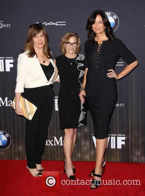 Kristen Schaffer, Gayle Nachlis and Jane Fleming 1