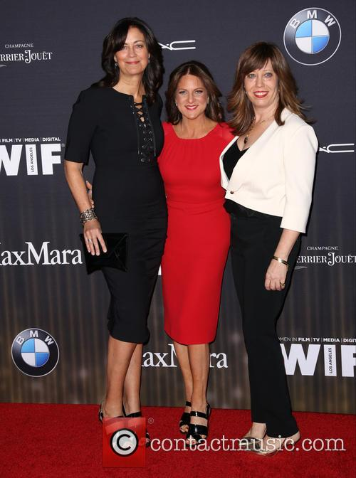 Jane Fleming, Cathy Schulman and Kristen Schaffer 3