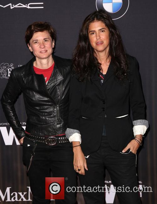 Kimberly Peirce and Francesca Gregorini 2
