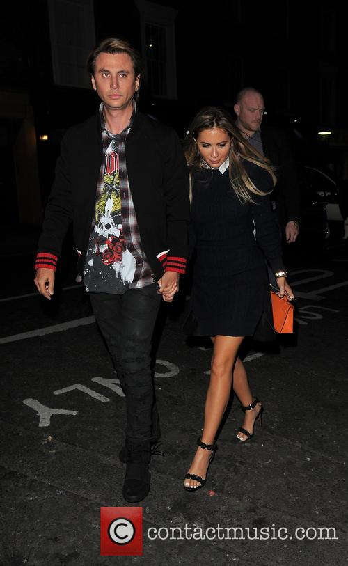 'Celebrity Big Brother' contestants step out for dinner...