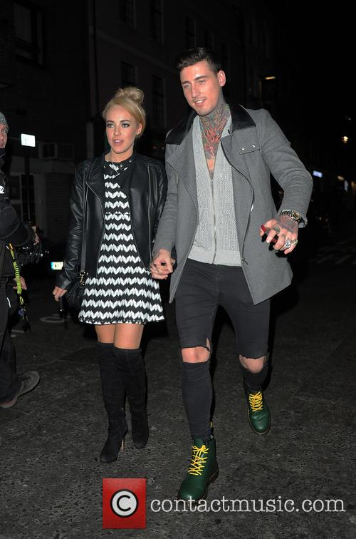 Jeremy Mcconnell and Stephanie Davis 7