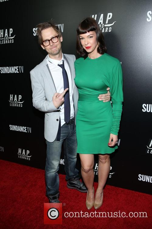 Jimmi Simpson and Pollyanna Mcintosh