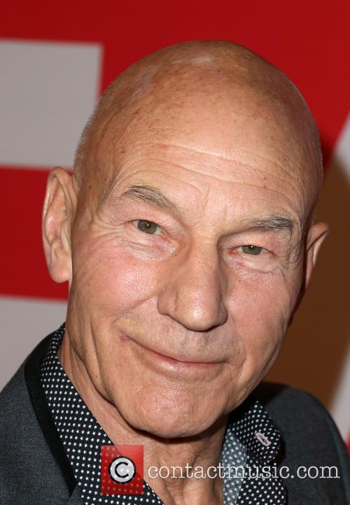 Patrick Stewart Urges Britain To Remain In The European Union