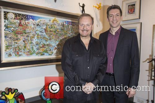Charles Fazzino and Steffen Hallaschka 4