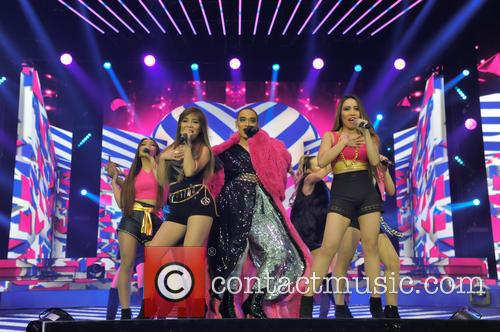 Seann Miley Moore and 4th Impact 2