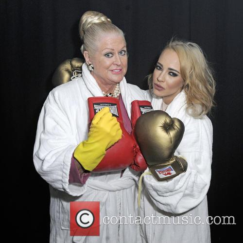 Stephanie Davis and Kim Woodburn 6