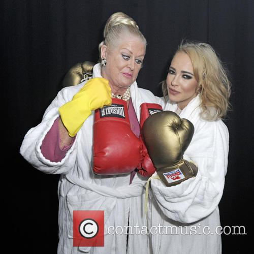Stephanie Davis and Kim Woodburn 7