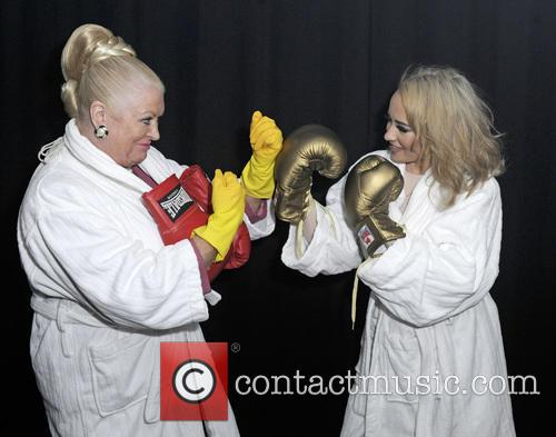 Stephanie Davis and Kim Woodburn 8