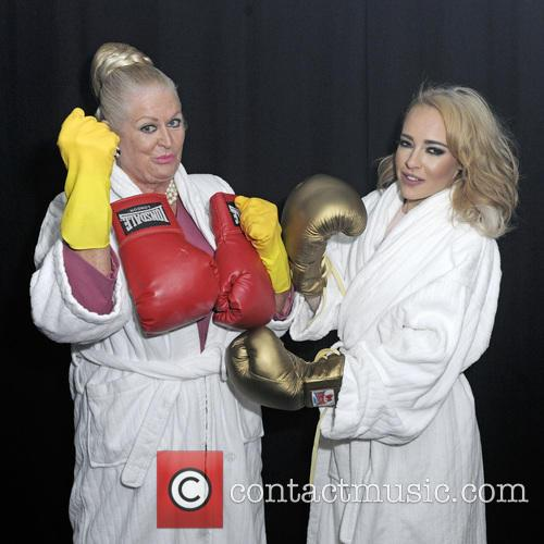 Stephanie Davis and Kim Woodburn 9