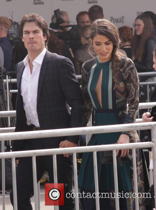 Ian Somerhalder and Nikki Reed 2