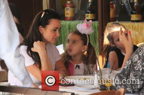Kyle Richards and Portia Umansky 8