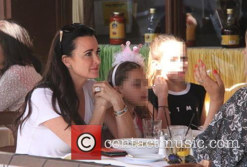 Kyle Richards and Portia Umansky 11