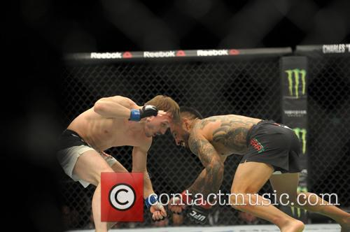 Francisco Rivera and Brad Pickett 5