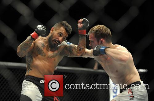 Francisco Rivera and Brad Pickett 7