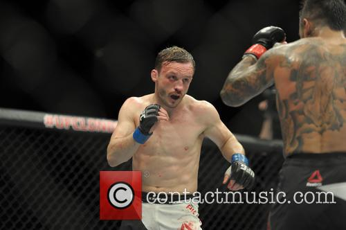 Francisco Rivera and Brad Pickett 11