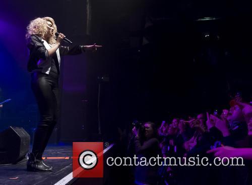 Tori Kelly performing at the O2 Institute Birmingham