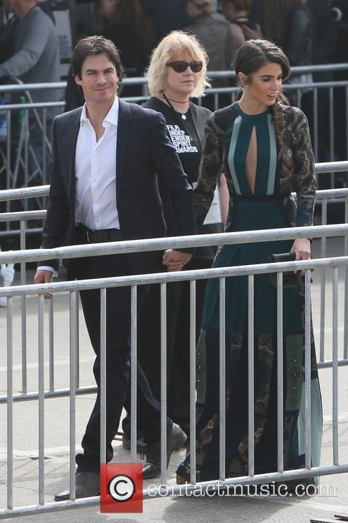 Ian Somerhalder and Nikki Reed 2