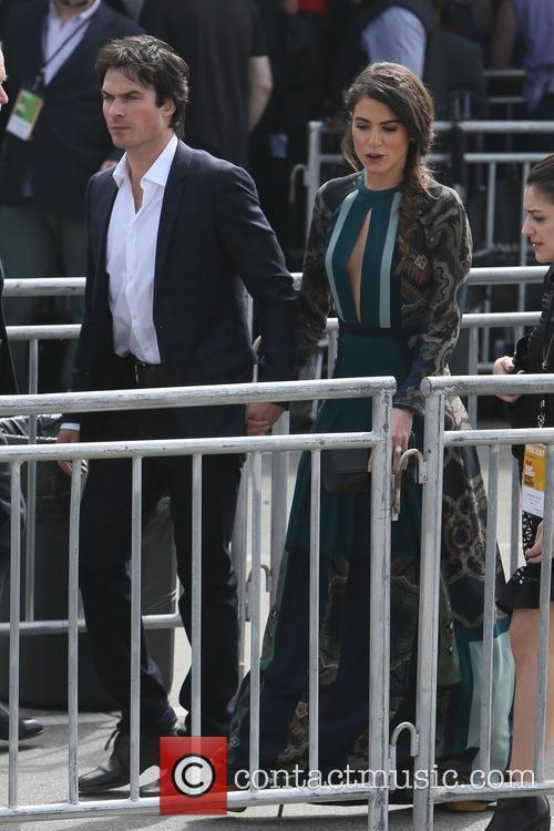 Ian Somerhalder and Nikki Reed 3