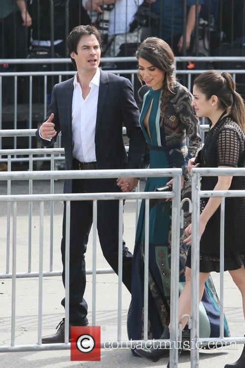 Ian Somerhalder and Nikki Reed 8