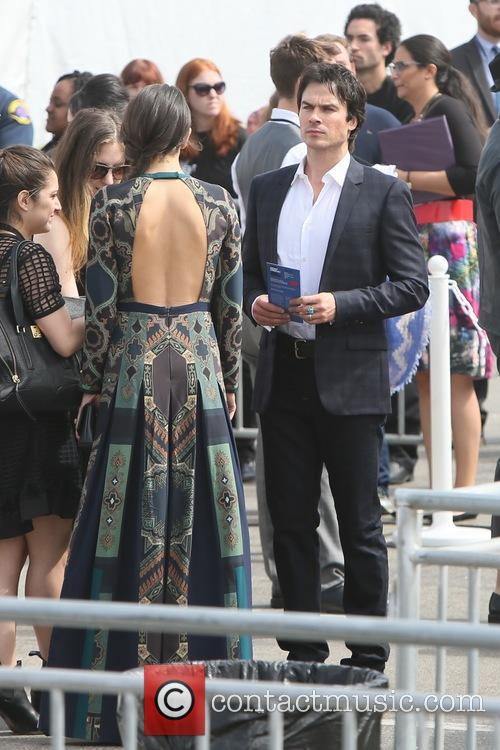 Nikki Reed and Ian Somerhalder 2