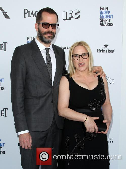 Patricia Arquette and Boyfriend Erick Whiteas 5