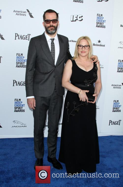 Patricia Arquette and Boyfriend Erick Whiteas 6