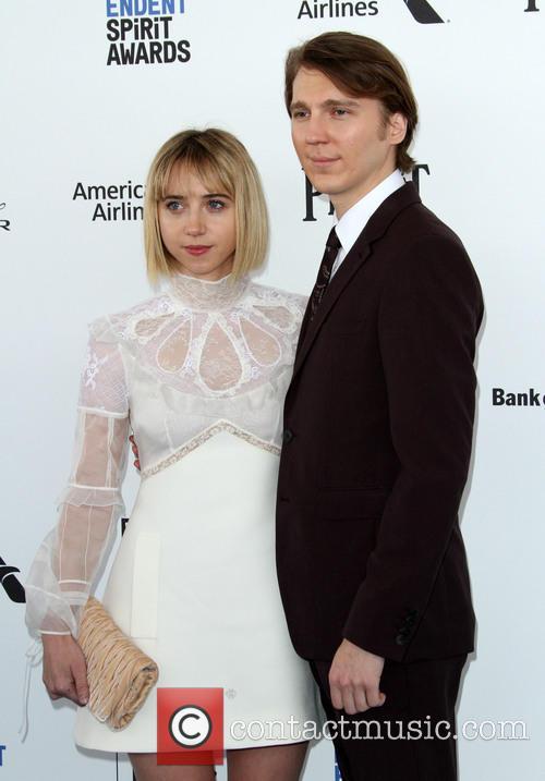 Zoe Kazan and Paul Dano 2