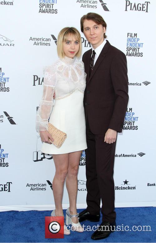 Zoe Kazan and Paul Dano 3