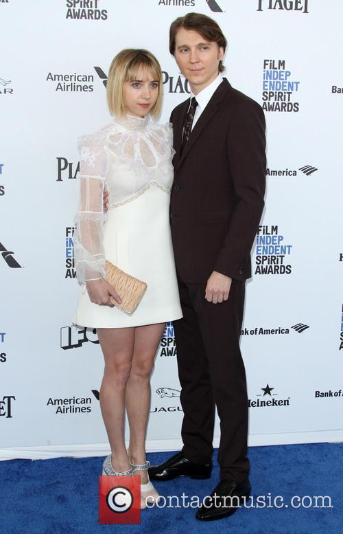 Zoe Kazan and Paul Dano 4