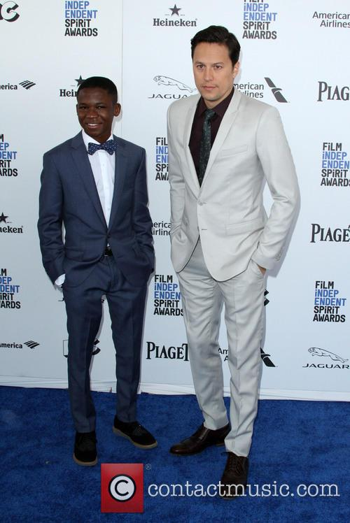 Abraham Attah and Cary Fukunaga 7