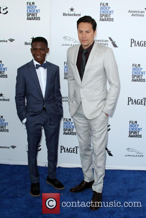 Abraham Attah and Cary Fukunaga 8
