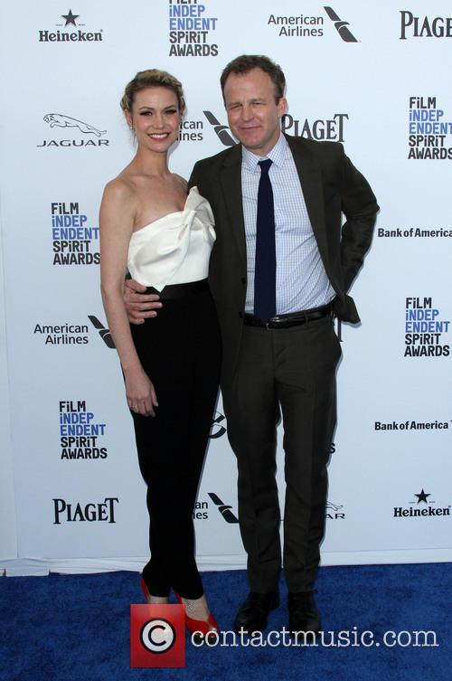 Wendy Merry and Tom Mccarthy