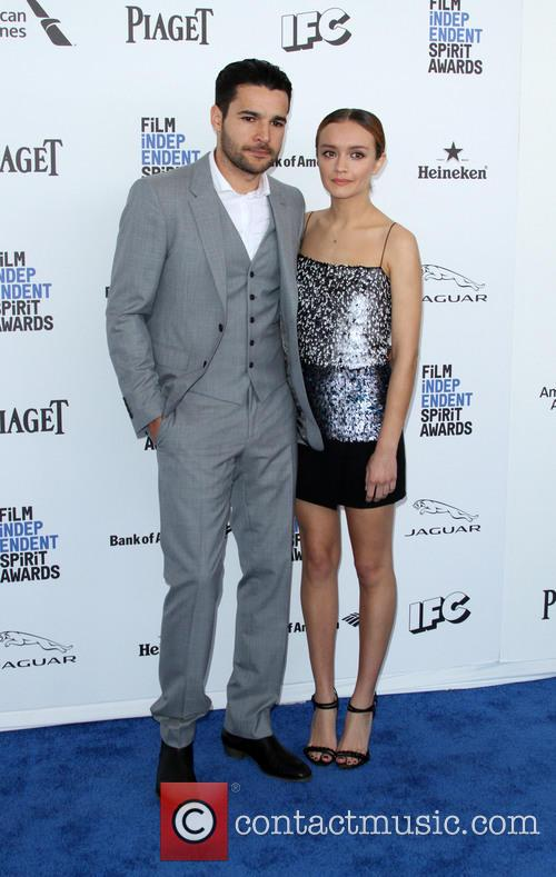 Christopher Abbott and Olivia Cooke 2