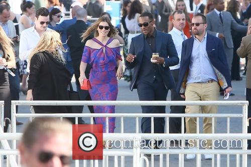 Jessica Biel and Anthony Mackie 1