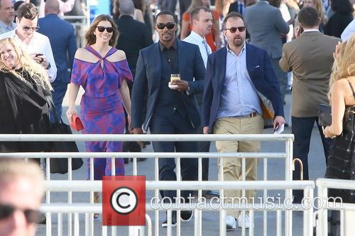 Jessica Biel and Anthony Mackie 4