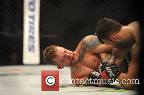 Mike Wilkinson and Makwan Amirkhani 2