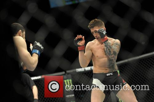 Norman Parke and Rustam Khabilov 1