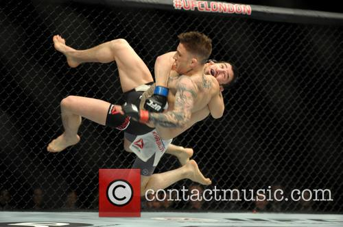 Norman Parke and Rustam Khabilov 3