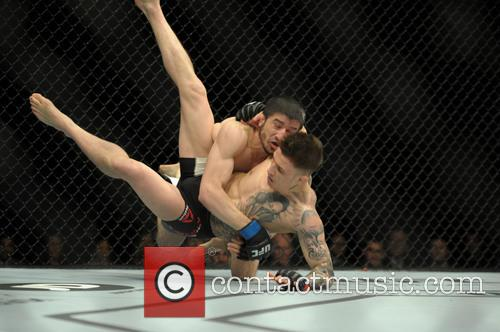 Norman Parke and Rustam Khabilov 4