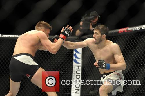 Norman Parke and Rustam Khabilov 5