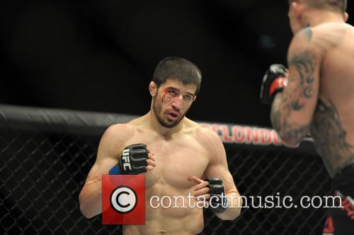 Norman Parke and Rustam Khabilov 6