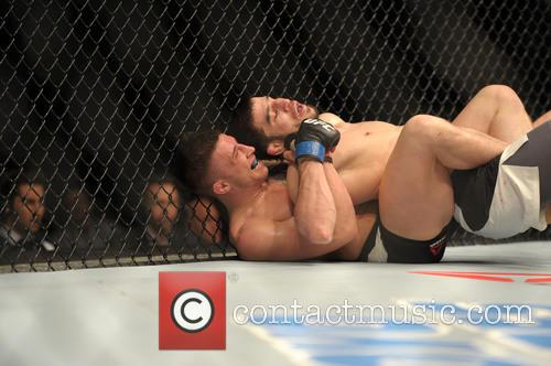Norman Parke and Rustam Khabilov 7
