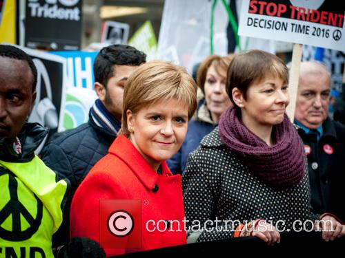Nicola Sturgeon and Scotland's First Minister 1