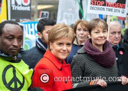 Nicola Sturgeon and Scotland's First Minister 2