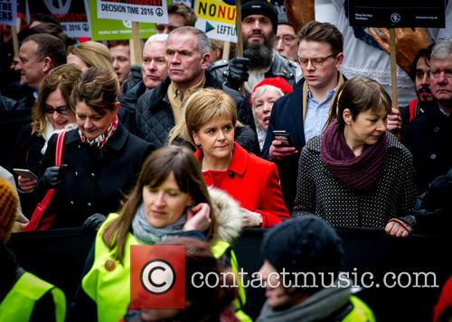 Nicola Sturgeon and Scotland's First Minister 3