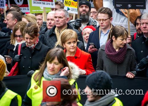 Nicola Sturgeon and Scotland's First Minister 4