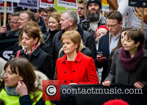 Nicola Sturgeon and Scotland's First Minister 5