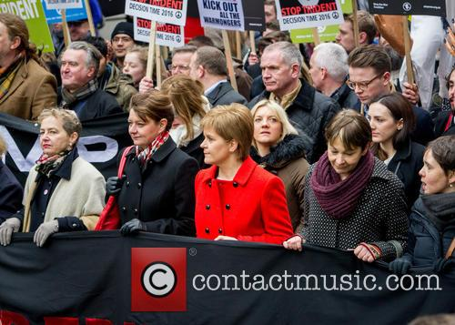 Nicola Sturgeon and Scotland's First Minister 6