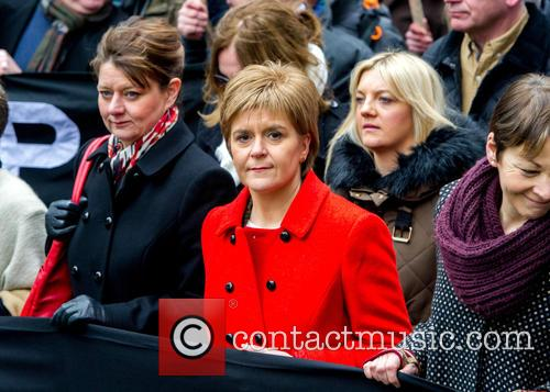 Nicola Sturgeon and Scotland's First Minister 7
